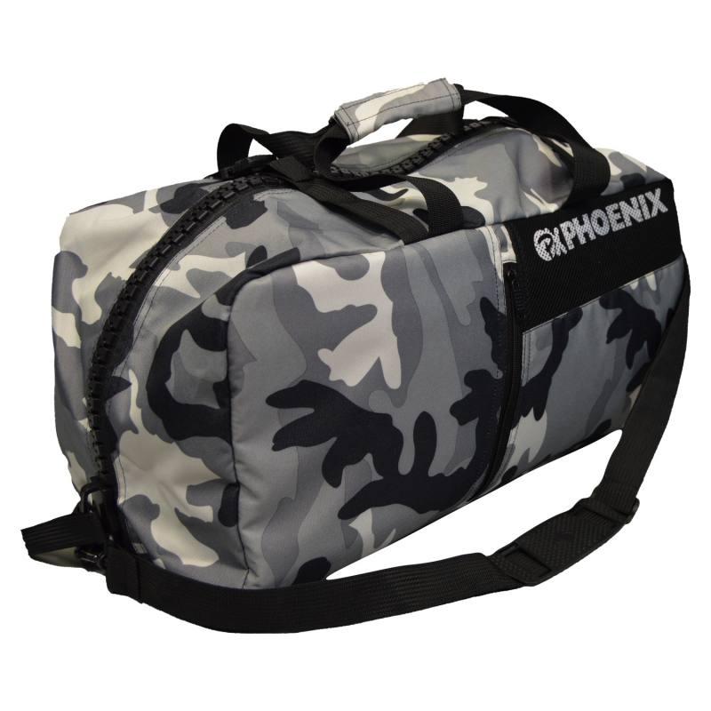px sporttasche rucksack camouflage 55x25x25cm. Black Bedroom Furniture Sets. Home Design Ideas